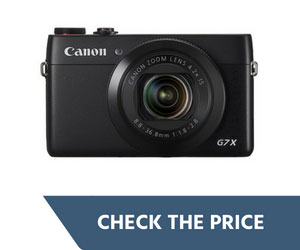 Canon PowerShot G7 X Camera Review
