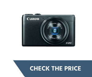Canon PowerShot S120 12.1 MP CMOS Digital Camera Review