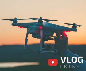 Drone for Vlogging