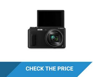 Panasonic DMC-ZS45 Flip Screen Camera