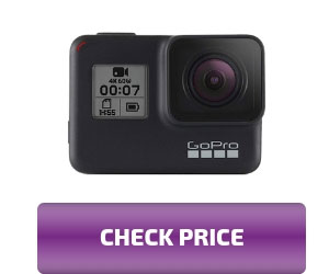 Best Waterproof Vlogging Camera GoPro Hero 7