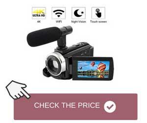 Budget 4K Night Vision Camera