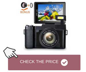 Excellent Budget Friendly Vlogging Camera