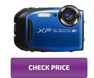 Fujifilm FinePix XP80 Waterproof Camera
