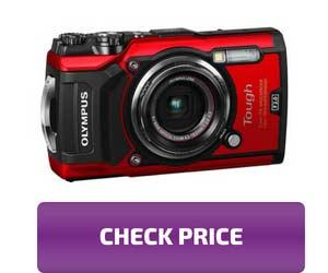 Olympus TG 5 Most Rugged Waterproof Camera