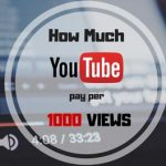 YouTube 1000 Views Earnings