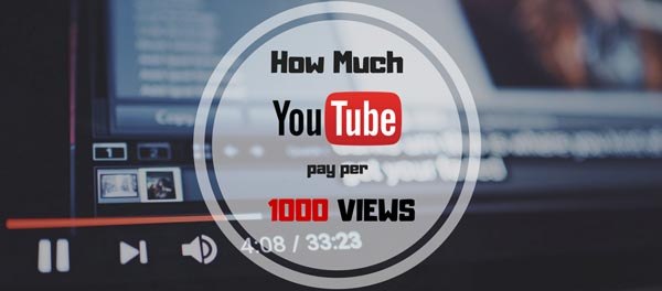 YouTube 1000 Views Earnings