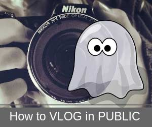 How to Vlog in Public