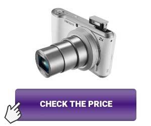 Samsung Galaxy Camera Review