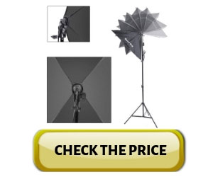 1350W Photography Continuous Softbox Lighting Kit by MOUNTDOG Review