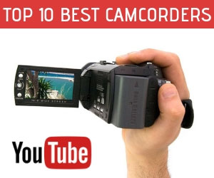 Best Camcorders for YouTube Videos