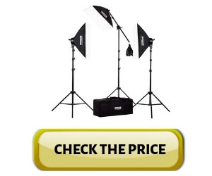 "Fovitec - 3x 20""x28"" Softbox Continuous Lighting Kit Review"