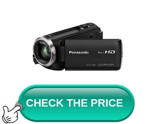 Panasonic Full HD Camcorder HC-V180K