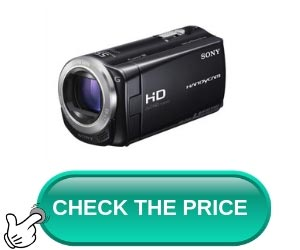 Sony HDR-CX260V Camcorder