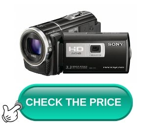 Sony HDR-PJ10 Camcorder