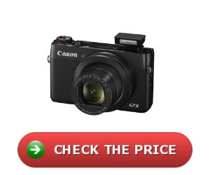 Best Canon Vlogging Cameras Review PowerShot G7 X