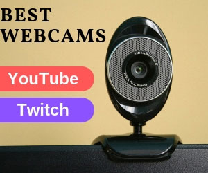 Best Webcams for YouTube Videos and Twitch