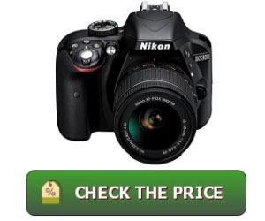 Nikon D3300 Price