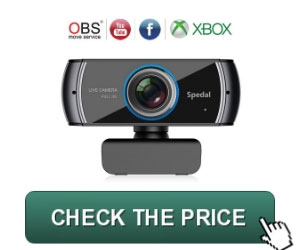 Spedal Full HD Webcam Review