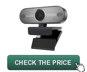 Unzano Pro Stream Webcam Review
