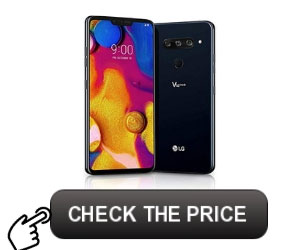 LG V40 ThinQ for Vlogging