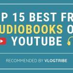 List of Best Audiobooks on YouTube