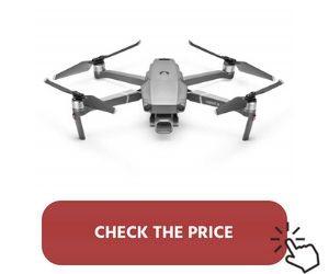 DJI Mavic 2 PRO Drone for Vlogging