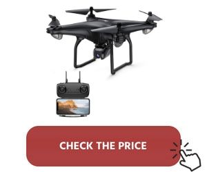 Potensic D58 FPV Drone for Vlogging