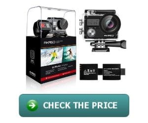 AKASO Brave 4 4K 20MP Action Camera