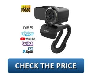 Ausdom Full HD Best Budget Camera for Gaming