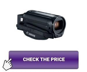 Canon VIXIA HF R80 Under 300