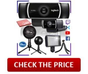 Logitech C922 Pro Stream Kit Review
