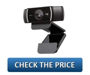 Logitech C922x Best Camera for Gaming