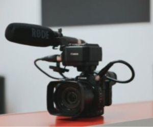 Microphone in Vlogging Kit
