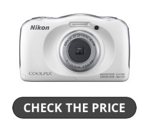 Nikon COOLPIX W100 Under 200 dollars
