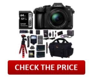Panasonic LUMIX G85MK 4K Kit Review
