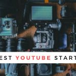 TOP 5 Best YouTube Starter Kits