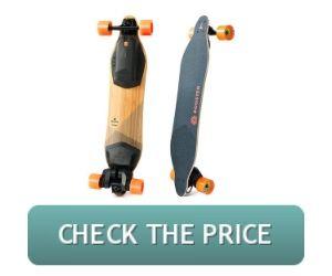 Boosted 2nd Gen Dual Standard Range Electric Skateboard Casey Neistat