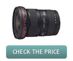 Canon EF 16-35mm f 2.8L ll USM Zoom Lens Casey Neistat