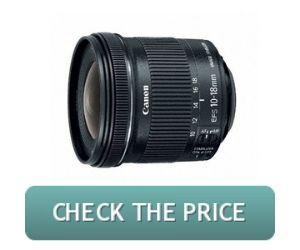 Canon EF-S 10-18mm f 4.5-5.6 IS STM Lens Casey Neistat