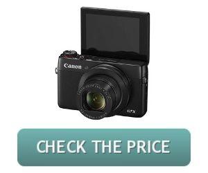 Canon PowerShot G7 X Casey Neistat