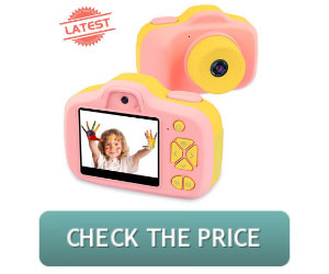 Joytrip Kids Video Camera Review