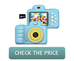 Wonvin Kids Toys Camera Review