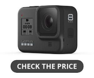 Best Camera for MotoVlogging GoPro 8