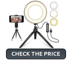Best Compact Ring Light