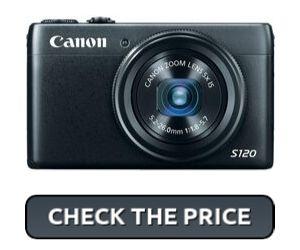Canon PowerShot S120 Camera for Prank Videos