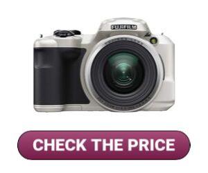 Fujifilm FinePix S8600 Camera for Makeup