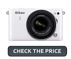 Nikon 1 J3 Camera for Pranks