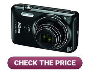 Nikon COOLPIX S6900 Digital Camera for Makeup