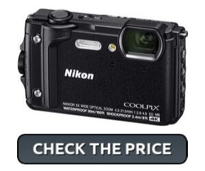 Nikon Coolpix W300 Perfect 4k Camera for Underwater Vlogs